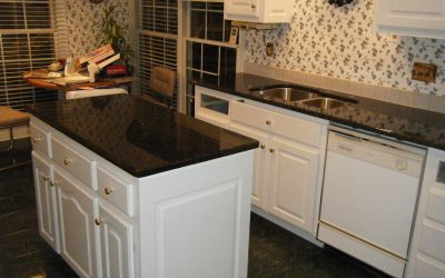 Get the Granite Countertop Look Without the Price With Laminate