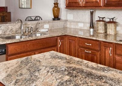 granite countertop - photo 3