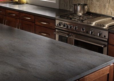 solid surface countertop - photo 1
