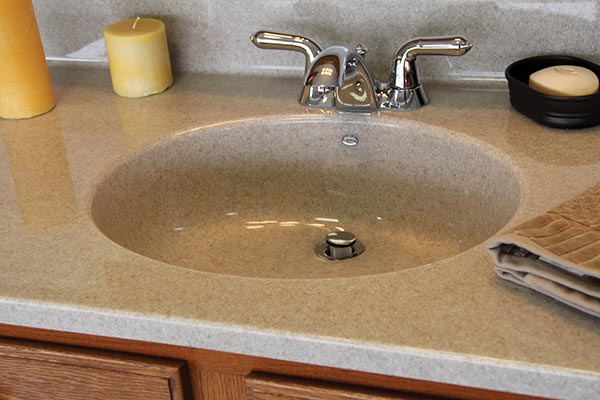 Ordinaire Solid Surface Countertop U2013 Photo 4