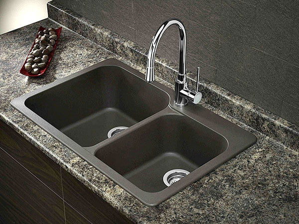 Beau Overmount Granite Sink