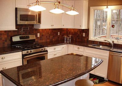 quartz countertop - photo 1