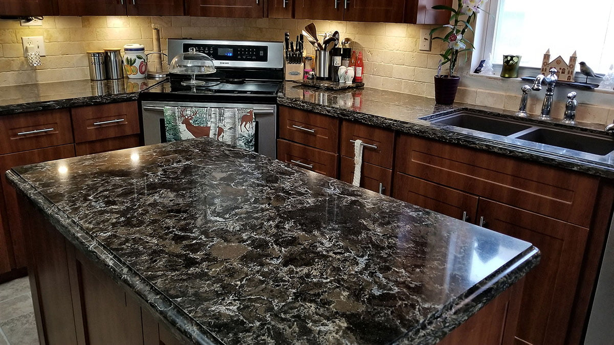 Quartz Countertops In Kitchener Amp Waterloo Art S Custom