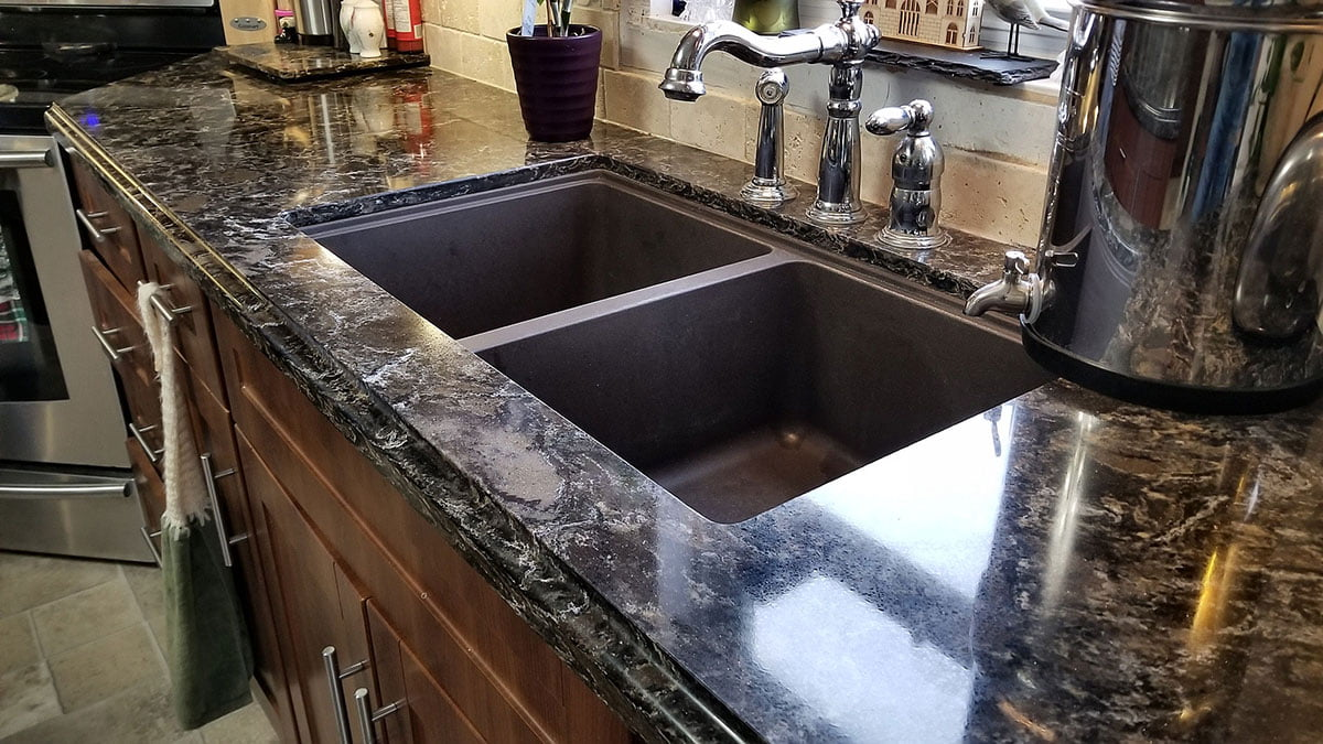 Solid Surface Countertops Kitchener Waterloo