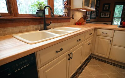 Advantages of Solid Surface Countertops